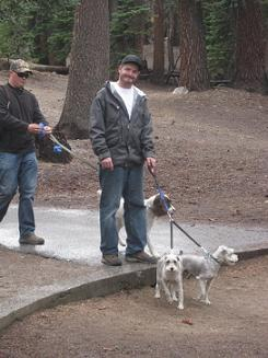 Ryan Storz and Troy Leverton - Camping with Dogs