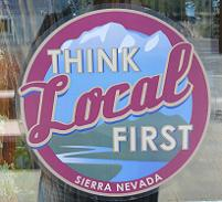 Truckee Shopping - Think Local First!