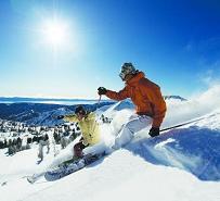 Truckee Skiing