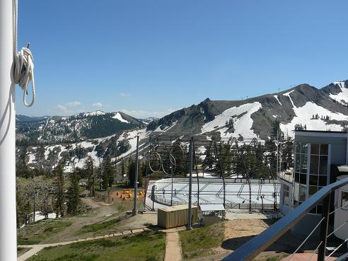 High Camp at Squaw Valley in Olympic Valley, CA