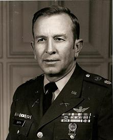 Lt. Col. Herbert M. Smith, Jr. pictured in 1977