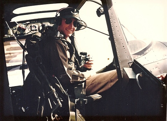 Korean War Pilot Herb Smith