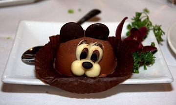Chocolate Bear Dessert