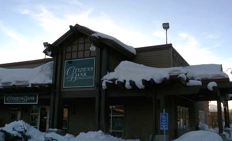 Citizens Bank of Northern California - Truckee California