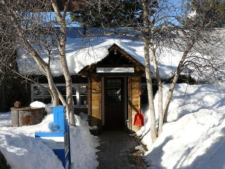 Cottonwood Restaurant in Truckee, California