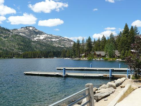 Donner Lake Boat Ramp