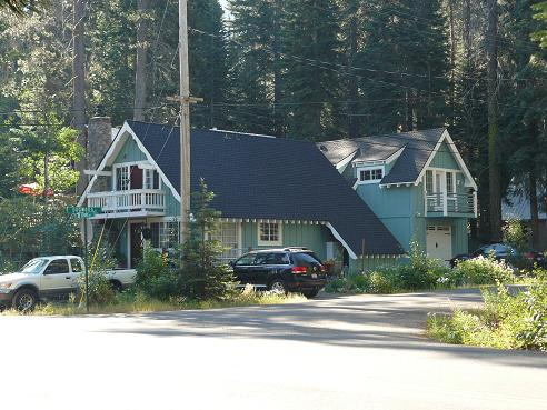 Donner Lake House