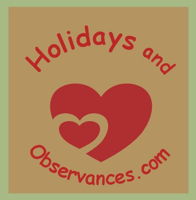 Holidays and Observances Website