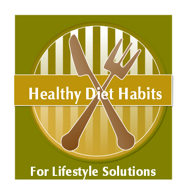 Healthy Diet Habits Logo