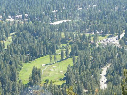 Mountain Golf Course in Incline Village, Nevada