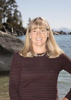 Jane Sheppard of Christy Curtis and Crew in Truckee, California
