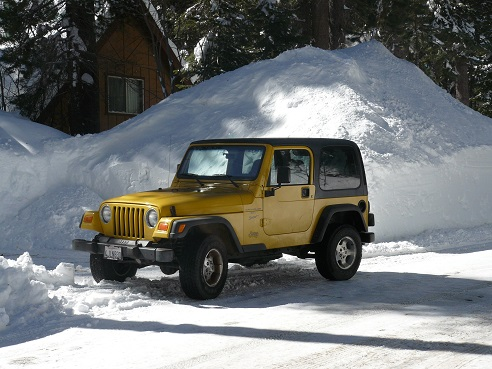 Winter Driving Tips in Truckee, CA