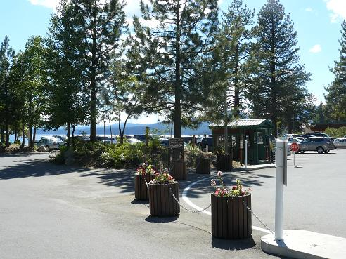 Kings Beach State Recreation Area in Kings Beach at Lake Tahoe