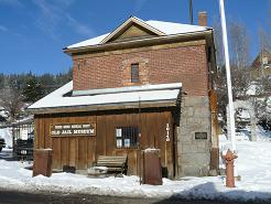 Truckee Donner Historical Society and Old Jail Museum in Truckee, CA