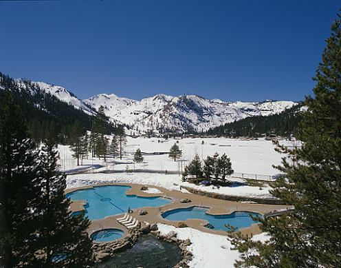Resort at Squaw Creek Photo and views of Squaw Valley in Olympic Valley, CA