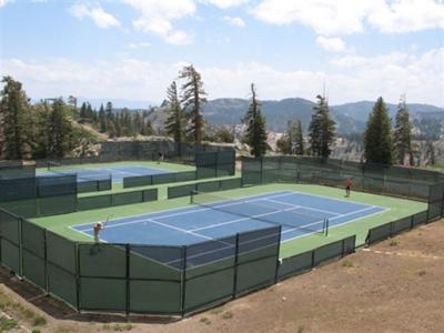 High Camp Tennis