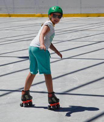 Rollerskating - Photo Credit: Tom O'Neill