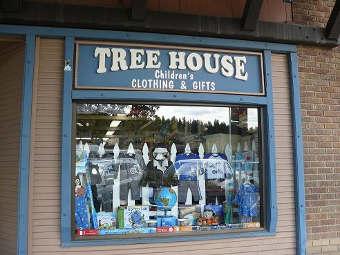 Treehouse Children's Clothing & Gifts in Truckee, California