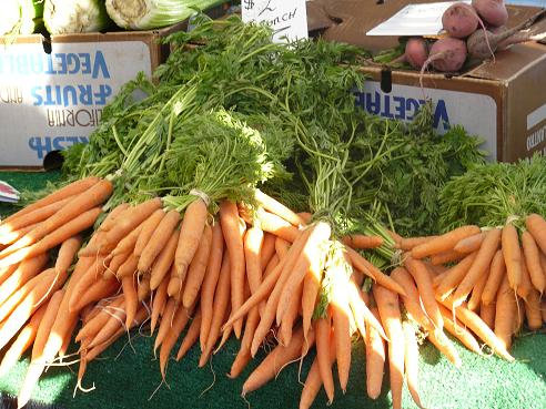 Foothills Farmers Market in Truckee California