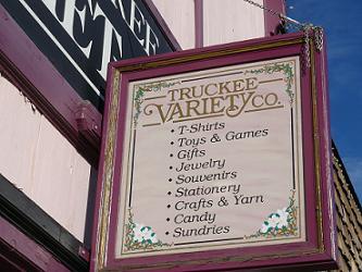 Truckee Variety Co.