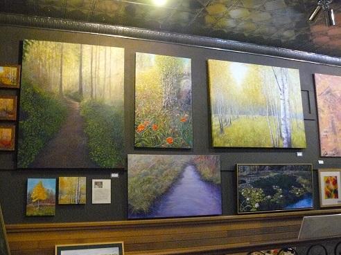 Art in Truckee, CA