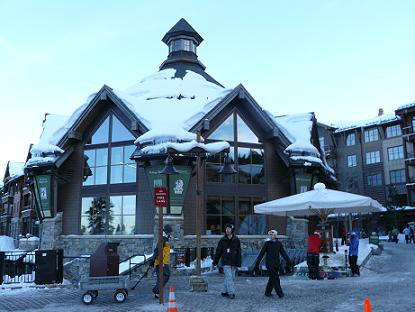 Village at Northstar in Truckee California