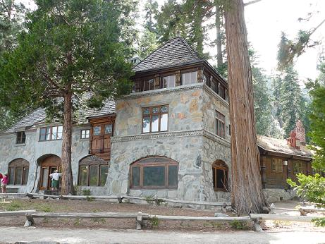 Vikingsholm Castle at Emerald Bay, Lake Tahoe