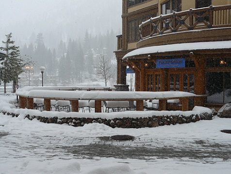 Village at Squaw Valley on 5/15/2011