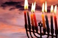 Hanukkah in Truckee