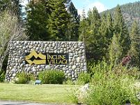 Incline Village Welcome Sign