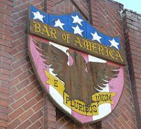 Bar of America in Truckee, CA