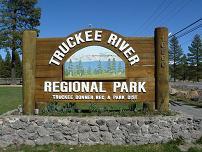Truckee River Regional Park in Truckee, CA