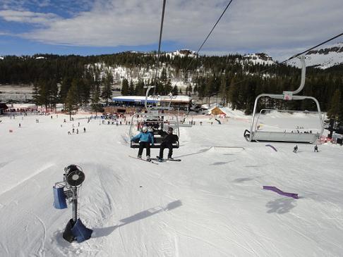Boreal Ski Resort