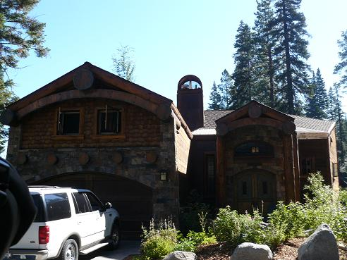 Donner Lake House in Truckee California