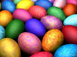 Easter in Truckee, California