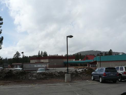 Glenshire Elementary School in Truckee, California