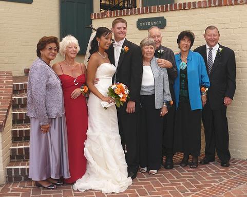 Grandparents of Ryan and Marlene Storz