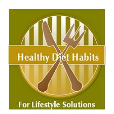 Healthy Diet Habits for Lifestyle Solutions Logo