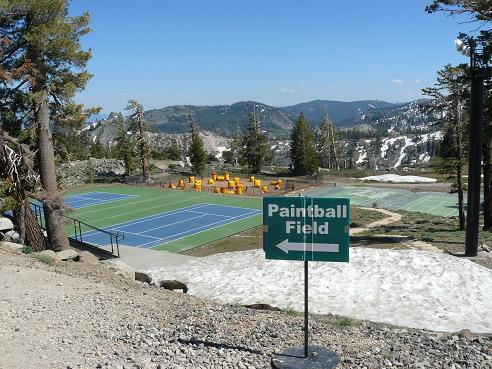 Paintball Is One Of The Truckee Summer Activities To Try