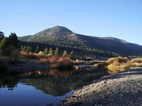 Hope Valley - Hwy 88 between South Lake Tahoe & Kirkwood