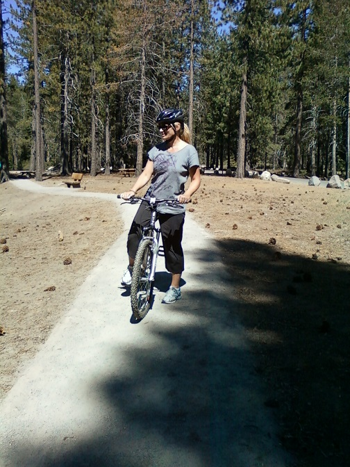 Truckee Mountain Biking
