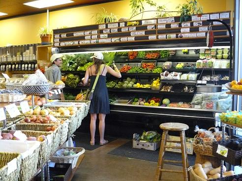 New Moon Natural Foods in Truckee, CA