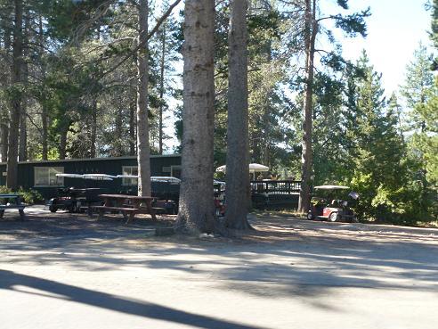 Ponderosa Golf Course in Truckee, CA