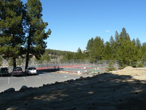 Truckee River Regional Park - Tennis Courts in Truckee, CA