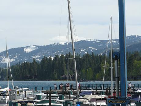 Tahoe City info. from Truckee Travel Guide