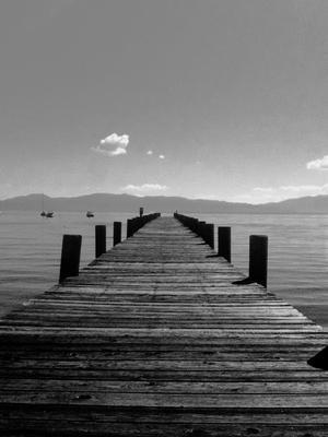 Tahoe City Dock