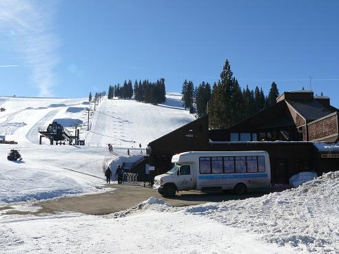 Tahoe Donner Downhill in Truckee, CA