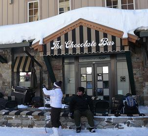 The Chocolate Bar - Village at Northstar in Truckee, CA