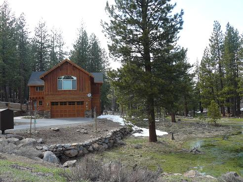 Home in The Meadows Subdivision of Glenshire in Truckee, CA