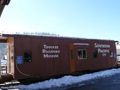 Truckee Railroad Museum in Truckee, CA